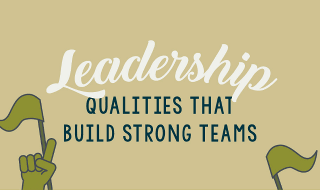 Leadership Qualities That Build Strong Teams