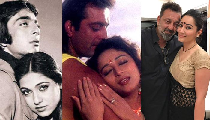 Madhuri wanted to marry Sanjay Dutt