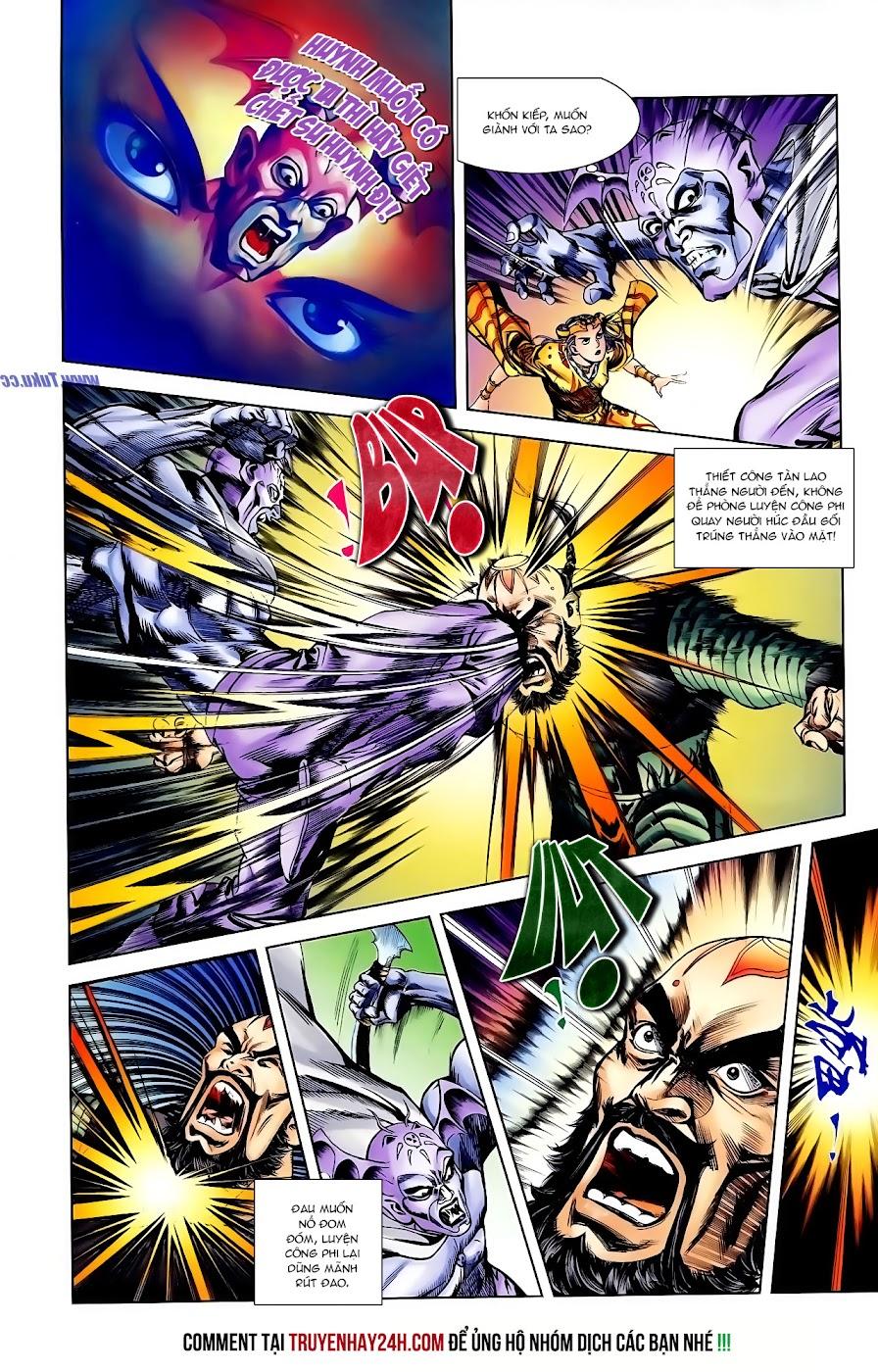 Cơ Phát Khai Chu Bản chapter 106 trang 12