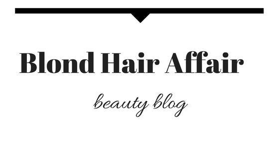 Blond Hair Affair