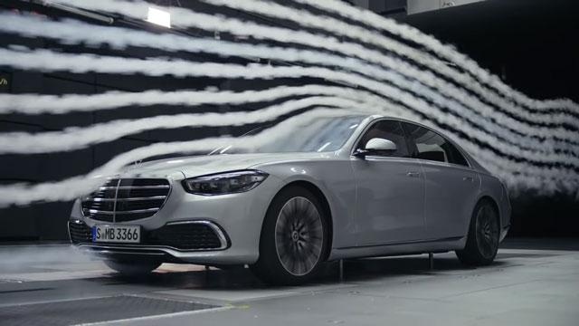 ٌقبل شراء مرسيدس اس كلاس 2021 ... 10 حقائق يجب عليك معرفتها حول هذه السيارة الجديدة