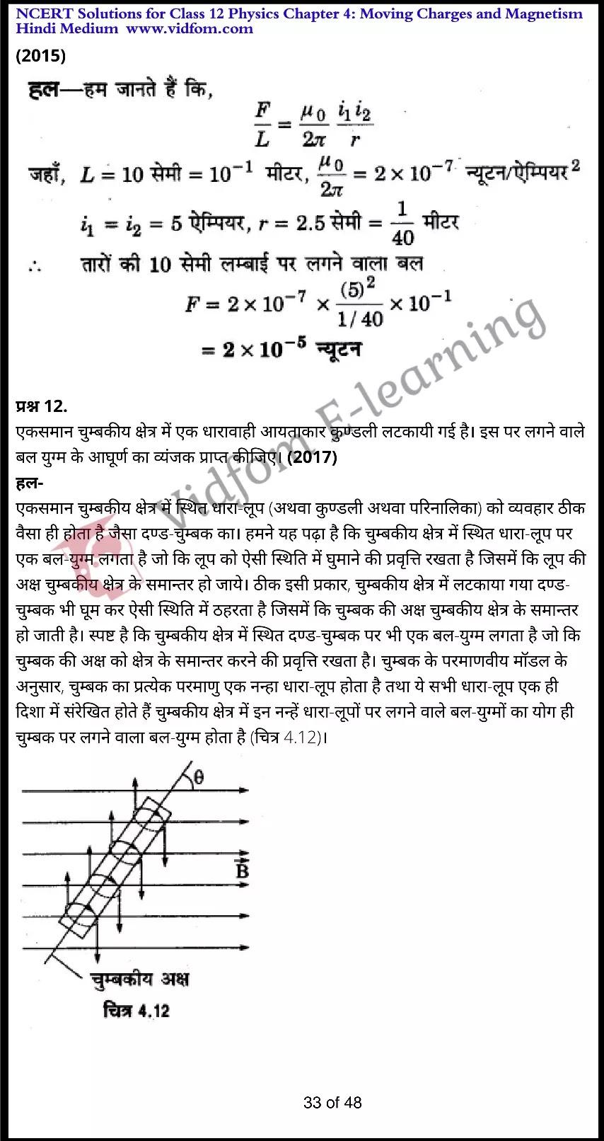 class 12 physics chapter 4 light hindi medium 33