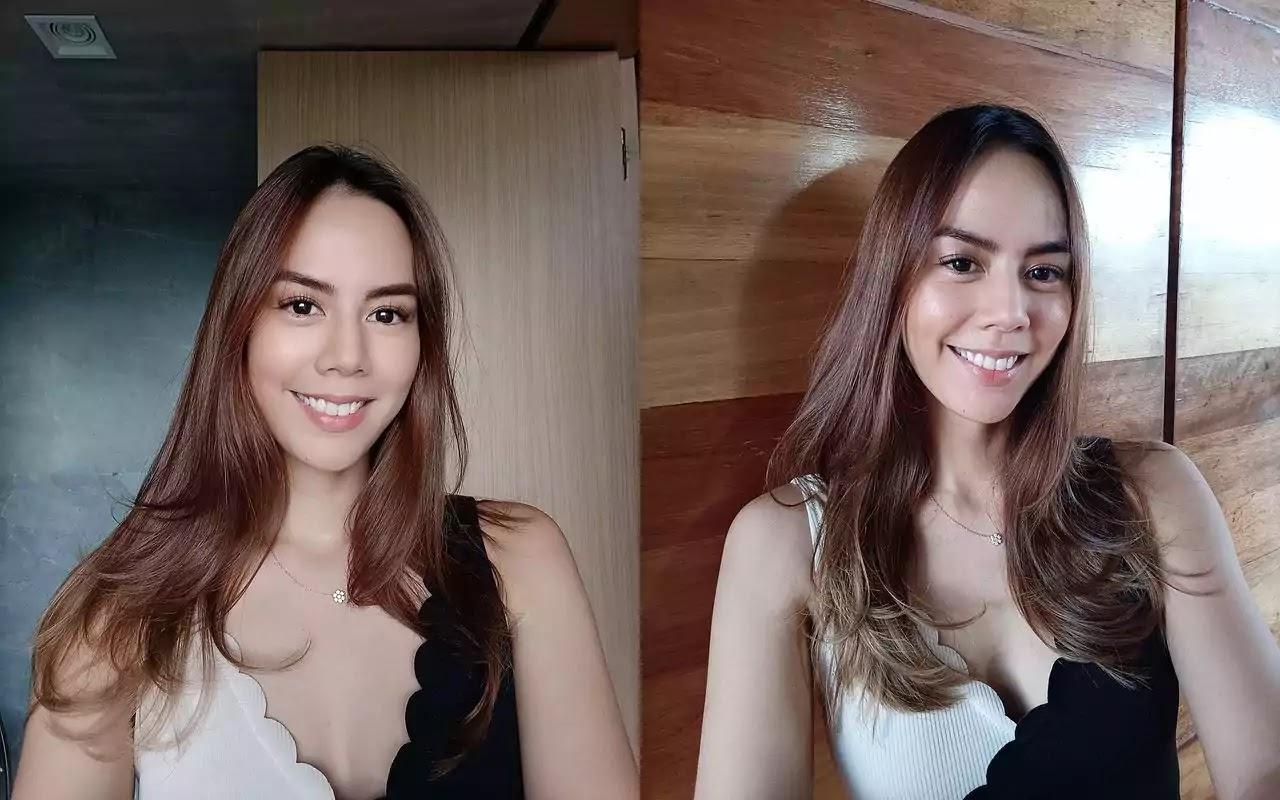 Janina Manipol Side by Side AI Portrait Beautification