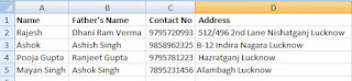 How to Open CSV File in Excel in Hindi