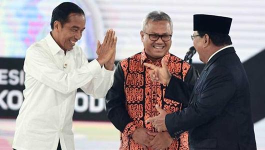 Beredar Isu Jokowi dan Prabowo Bertemu di Bali, Ini Kata TKN dan BPN