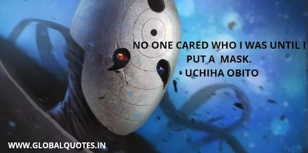 Anime quotes on motivational