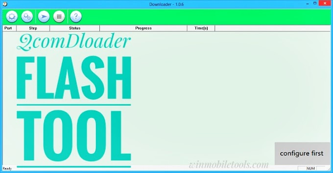 QcomDloader Flash Tool V1.3.2 Latest Setup Free Download