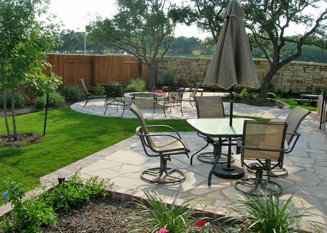 perfect for entertaining backyard design ideas