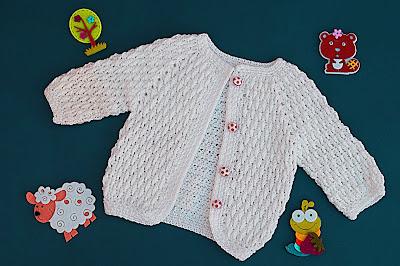 6 - Crochet Imagenes Chaqueta a crochet para niño muy fácil y sencilla por Majovel Crochet.
