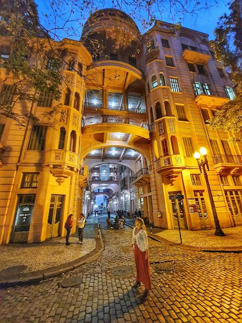 Blog Apaixonados por Viagens - Roteiro 1 dia - Porto Alegre - O que fazer