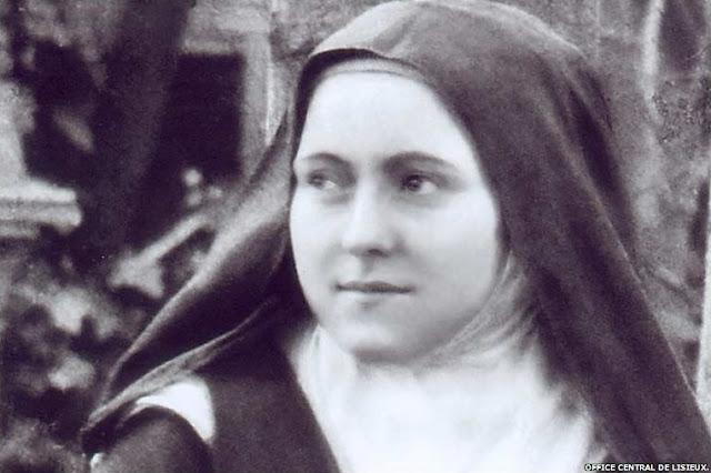 thánh nữ Têrêsa Hài đồng Giêsu