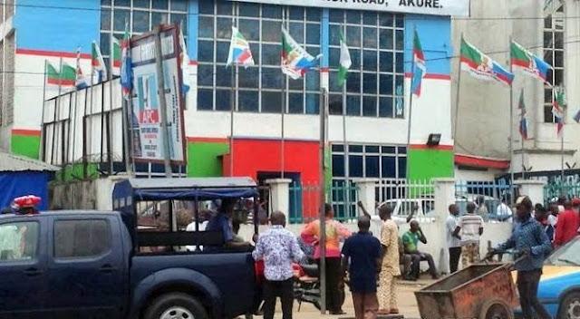 Breaking News: Security Agents Take Over APC Secretariat