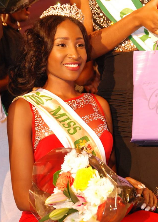 miss nigeria 2015 winner