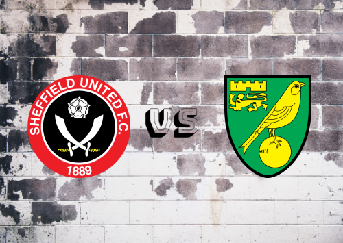 Sheffield United vs Norwich City  Resumen