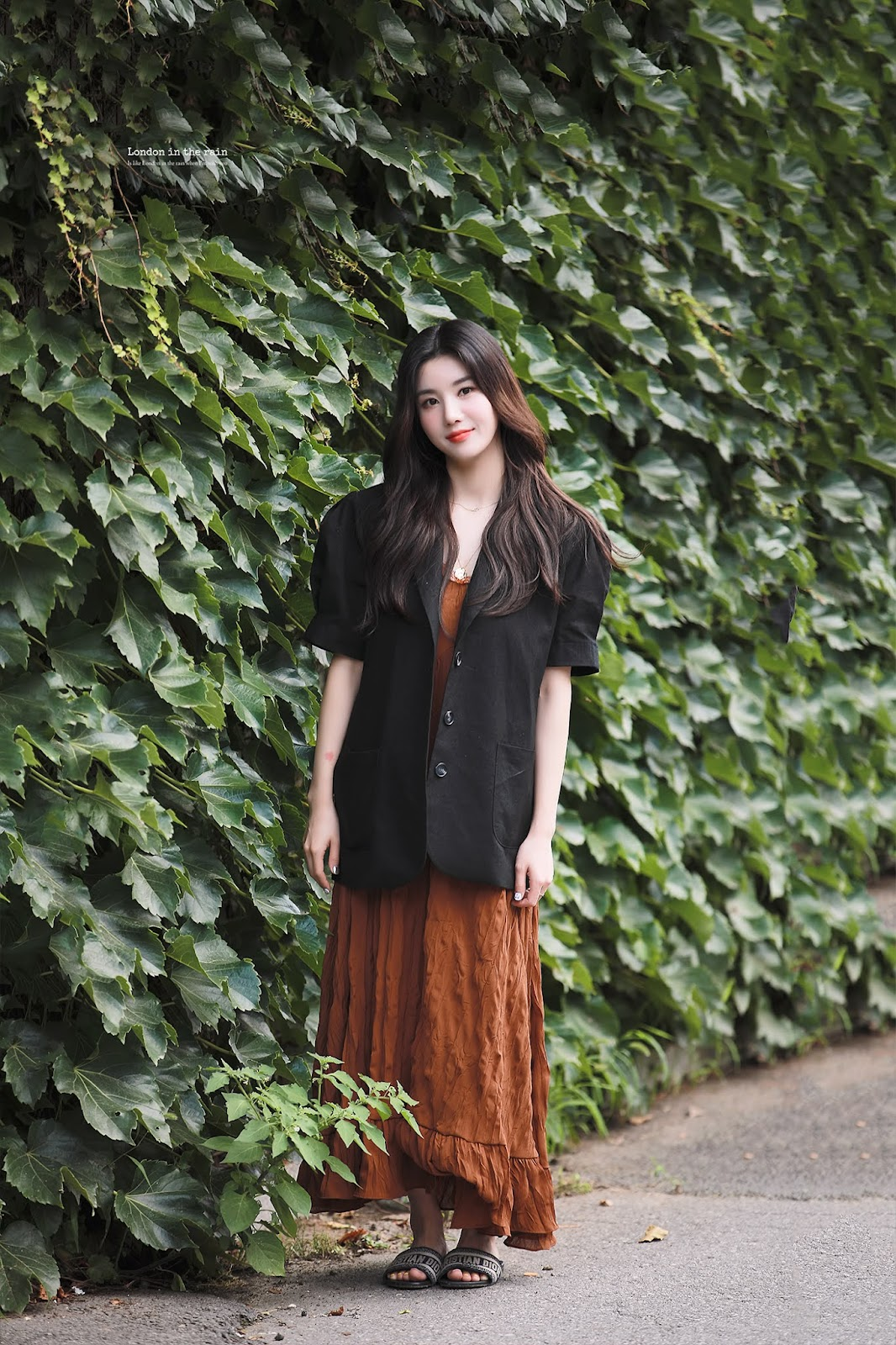 최근 권은비 미모