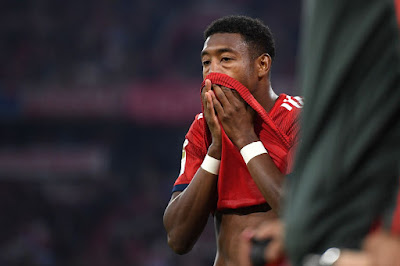 david alaba to arsenal sign