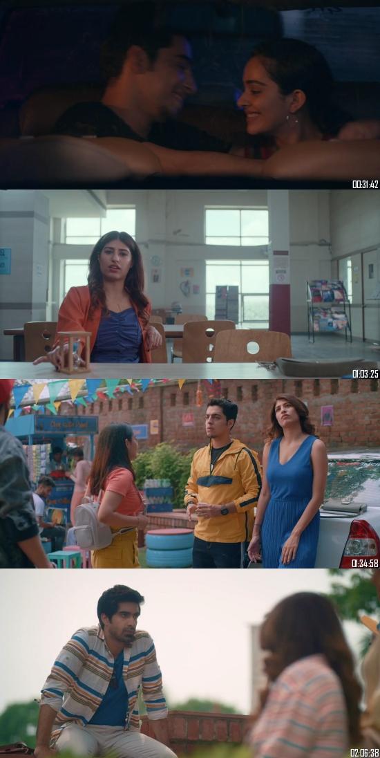 College Romance 2021 S02 Hindi WEB Series 720p 480p WEB-DL