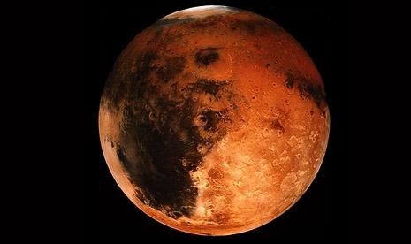 Ilmuwan Temukan Cara Buat Bahan Bakar Roket di Mars