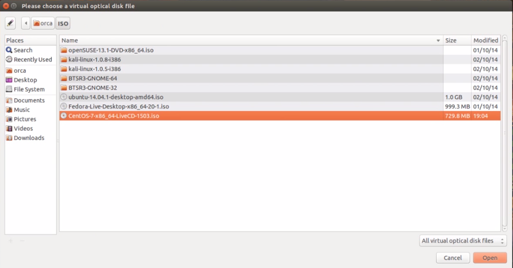 How to install CentOS in Ubuntu Virtualbox (step by step for dummies