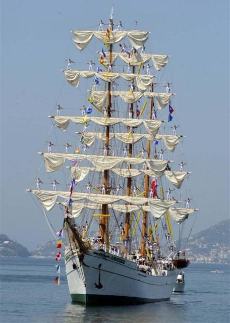 Tall Ship Festival LA, Sailing, 2014,