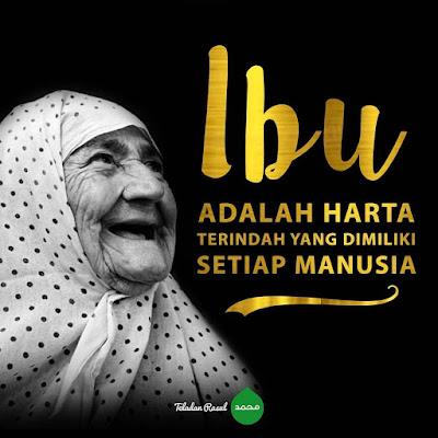 gambar motivasi islami tentang ibu