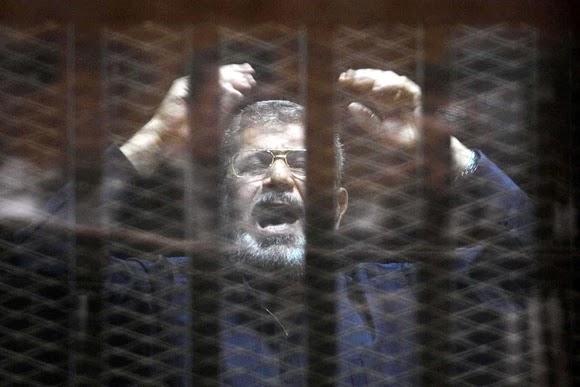 Pidato Terakhir Presiden Mursi Dalam Persidangan
