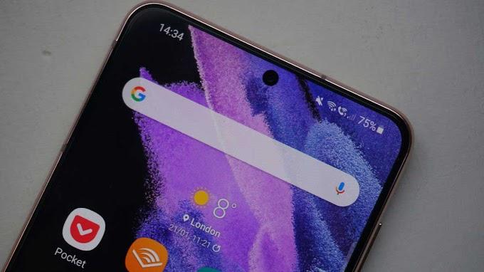 لن يحصل Samsung Galaxy S22 على كاميرا سيلفي تحت الشاشة