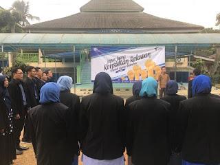 Relawan Ke Berbagai Pelosok Nusantara