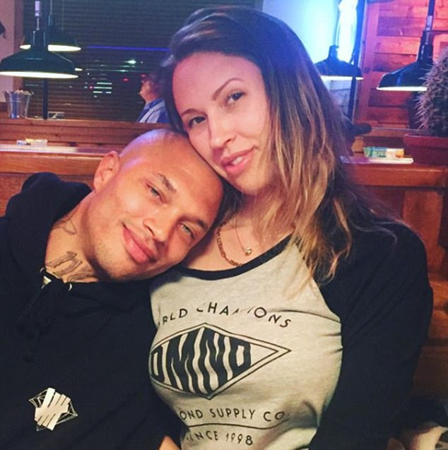 Jeremy Meeks' estranged wife claims he's cheated on Chloe Green