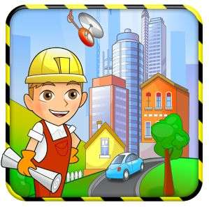 Game Android My Little City