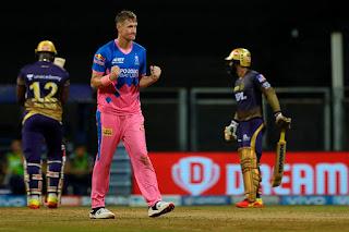 RR vs KKR 18th Match IPL 2021 Highlights