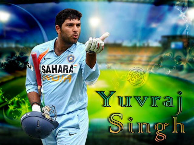 Yuvraj Singh Profile - Photos, Wallpapers, Videos, News