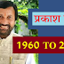 वित्त मंत्री प्रकाश पंत का लंबी बीमारी के बाद निधन