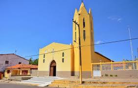 Antiga foto da igreja Matriz