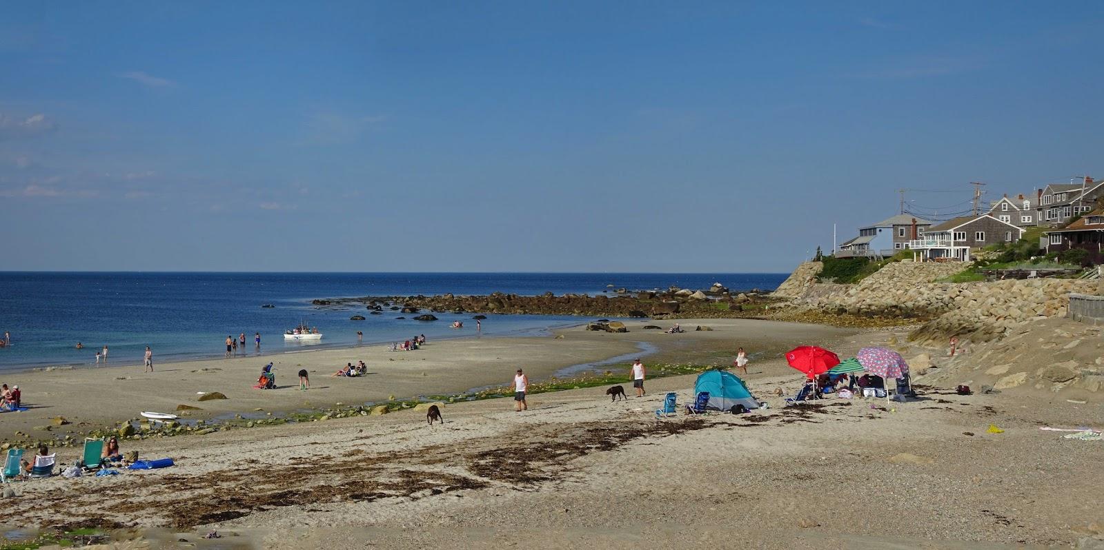 Joe's Retirement Blog: Panorama, White Horse Beach, Manomet