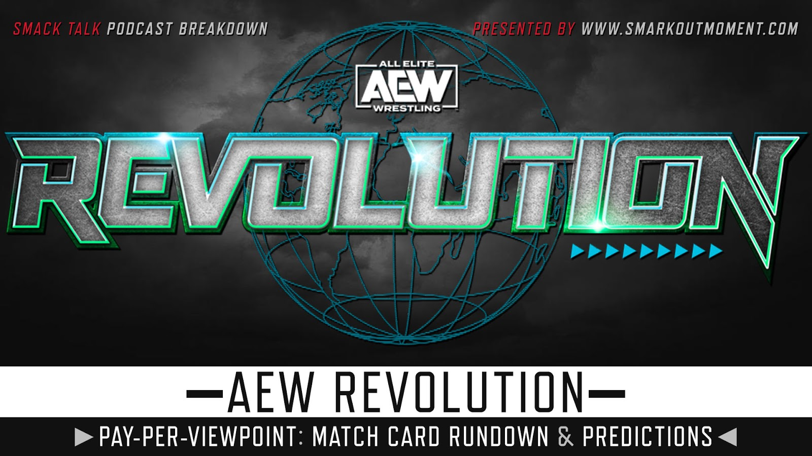 AEW Revolution 2020 spoilers podcast