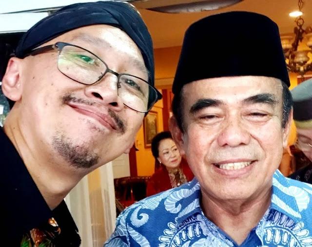 permadi arya dan menag, Menag Fachrul Razi Tidak Baca Sholawat Saat Khutbah, Ulama NU Bilang Tidak Sah!