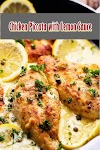 #Chicken #Piccata #with #Lemon #Sauce