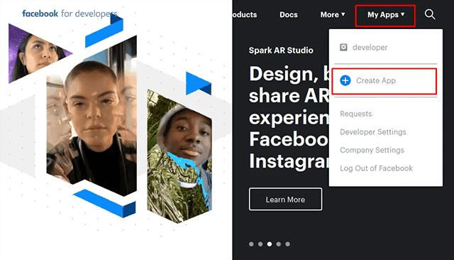Membuat FB App