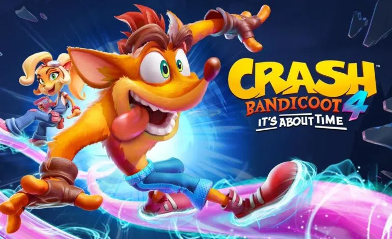 How to Transfer your Save Game of Crash Bandicoot 4: Its about time from PS 4 to PS 5?