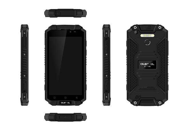 Анонси: Oukitel K10000 Max - міцний смартфон з акумулятором 10000 мАг