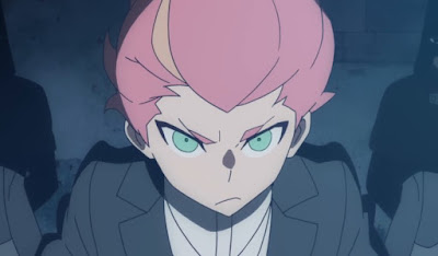 Little Witch Academia (2017) Episode 17 Subtitle Indonesia