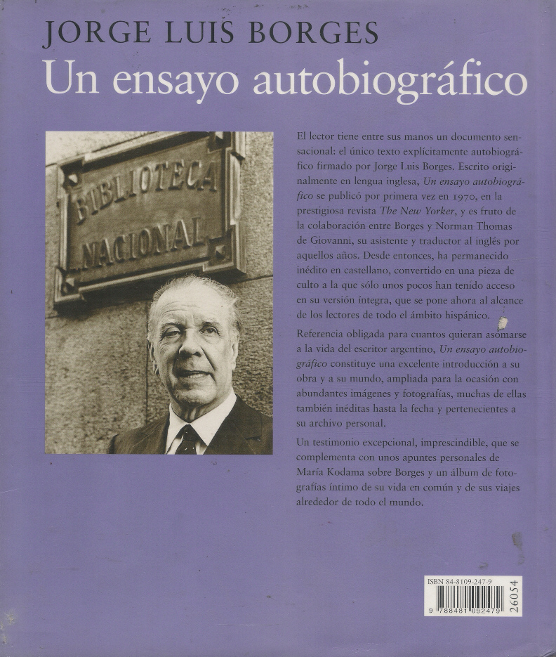 The Best Essays and Poems Of Borges