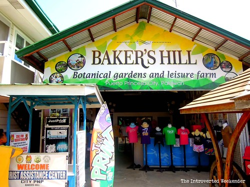 Puerto Princesa Travel Guide: tour of Baker's Hill