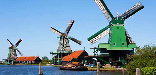 Amsterdam otelleri