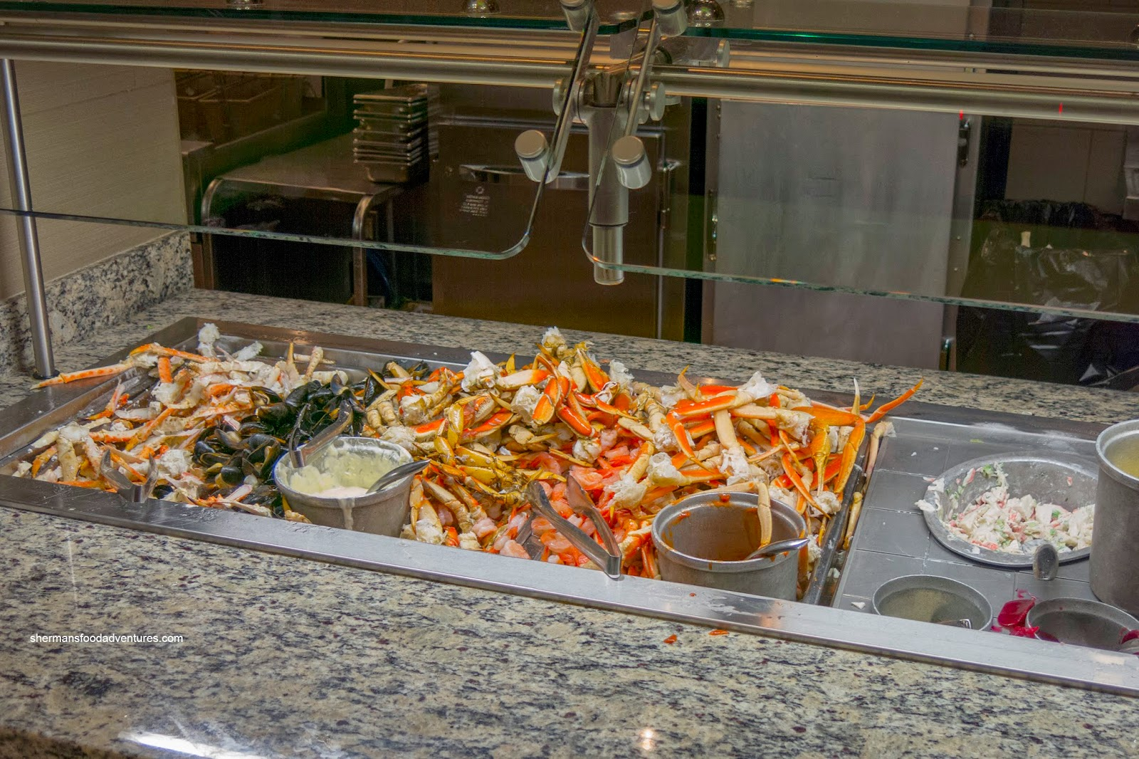 Silver Reef Casino Buffet