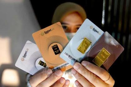 Harga Emas Antam & UBS di Pegadaian Hari Ini 4 Oktober 2020