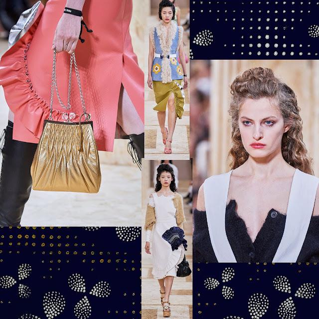 Miu Miu Spring Summer 2020 Paris Fashion Week by RUNWAY MAGAZINE
