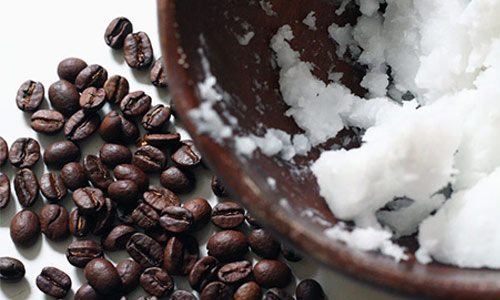 Làm kem tắm trắng da hiệu quả từ café