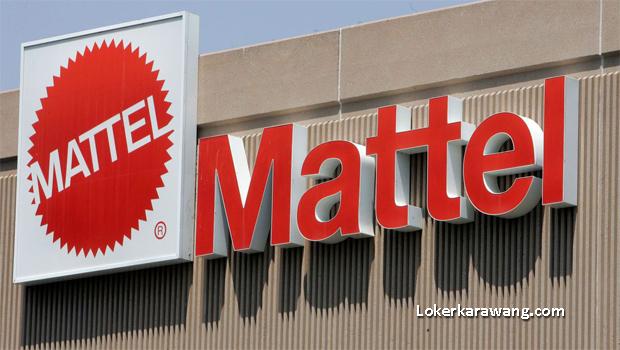 Lowongan Kerja PT. Mattel Indonesia Kawasan Jababeka Cikarang